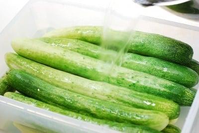 DSC 0091 e1502941292908 - Oiji (Korean Pickled Cucumbers)