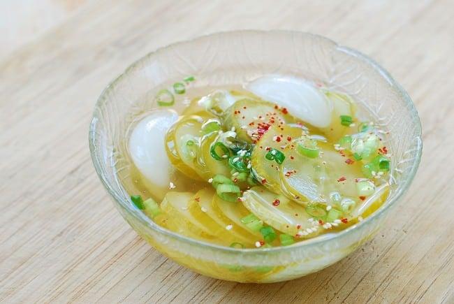 DSC 1870 e1502940082553 - Oiji (Korean Pickled Cucumbers)
