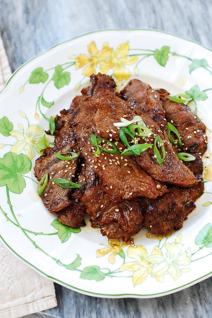 Flank Steak Bulgogi