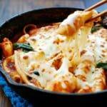 DSC 1860 150x150 1 - Seafood Cheese Tteokbokki (Spicy Rice Cake)