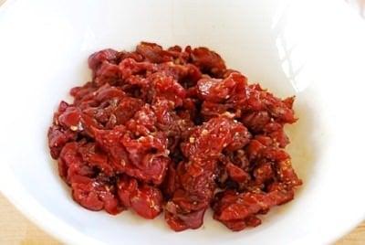 Muguk (Radish soup)
