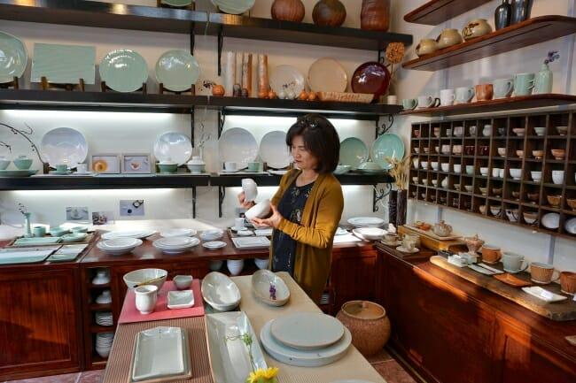 Icheon Pottery Town