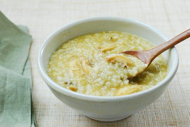 DSC 2767 e1525056330395 - Jeonbokjuk (Abalone Porridge)