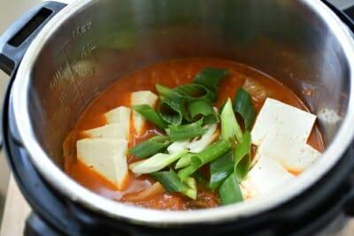 DSC 0243 e1527564494741 - Instant Pot Kimchi Jjigae (Stew)