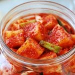 DSC 0449 e1540439615646 150x150 - Chonggak Kimchi (Ponytail Radish Kimchi)