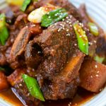DSC 1308 e1531706814686 150x150 - Slow Cooker Galbijjim (Korean Braised Short Ribs)