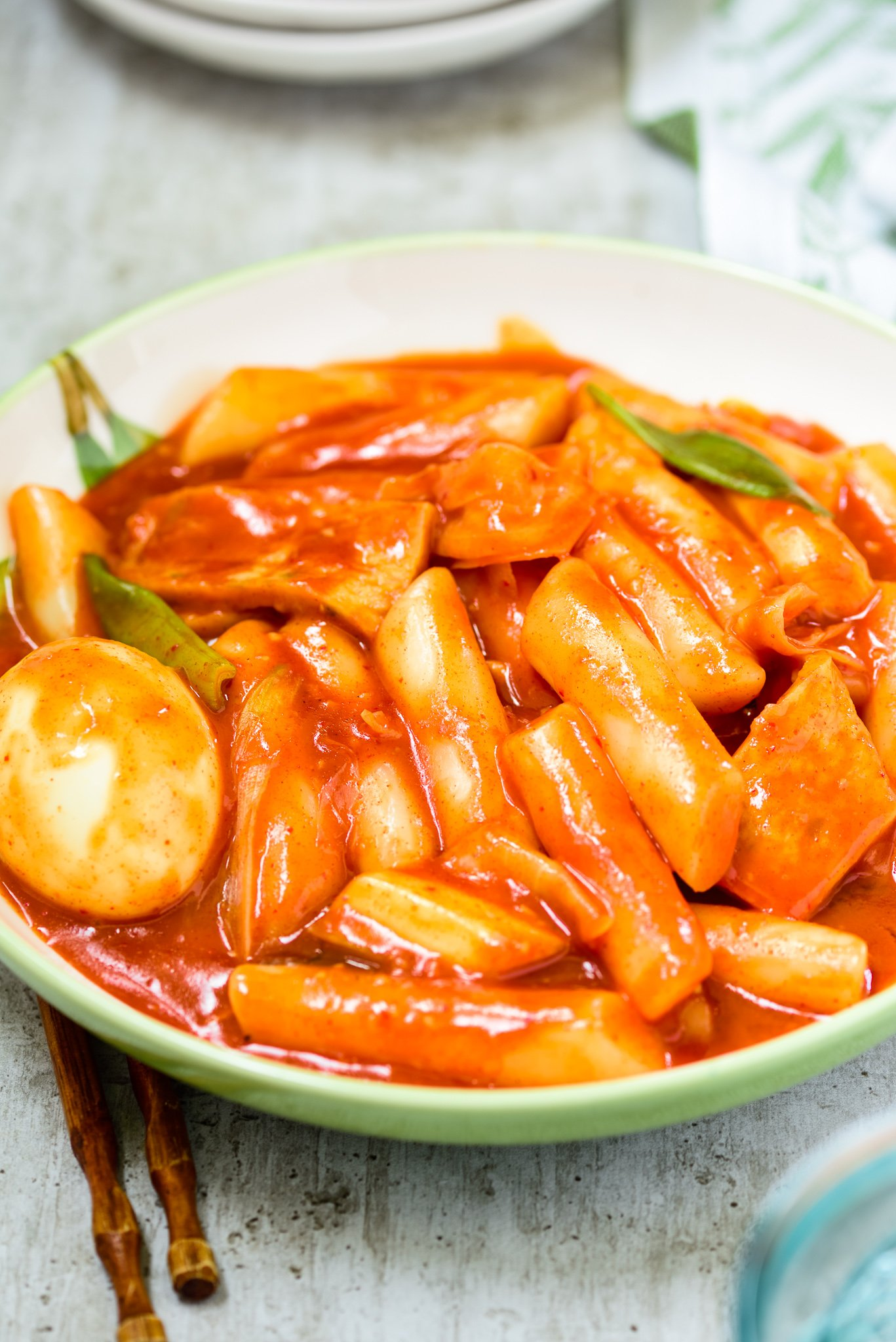 Tteokbokki Spicy Stir Fried Rice Cakes Korean Bapsang If you enjoy eating, whispering sounds, eating show/mukbang. tteokbokki spicy stir fried rice cakes
