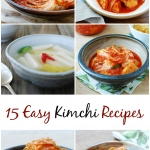 15 kimchi recipes 150x150 - Gamjatang (Spicy Pork Bone Stew)
