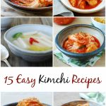 15 kimchi recipes e1540925097657 150x150 - Domi Maeuntang (Spicy Fish Stew with Red Snapper)