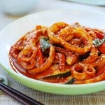 Ojingeo Bokkeum (Korean Spicy Stir-fried Squid)