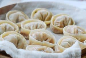 dumplings for tteok mandu guk