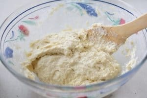 Hotteok dough
