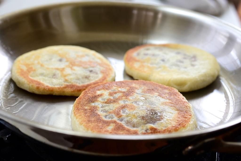 Hotteok Sweet Korean Pancakes Korean Bapsang