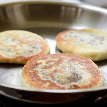 DSC 2706 350x350 - Hotteok (Sweet Korean Pancakes)
