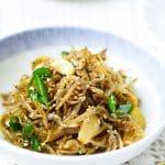 DSC2072 4 150x150 - Asparagus with Gochujang Sauce