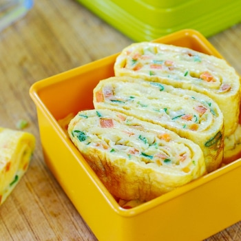 DSC 1183 2 350x350 - Gyeran Mari (Rolled Omelette)