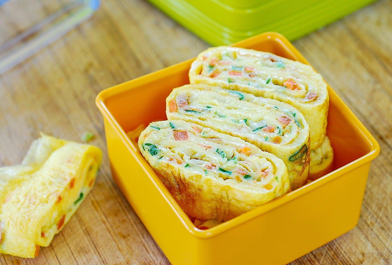 DSC 1183 2 - Gyeran Mari (Rolled Omelette)