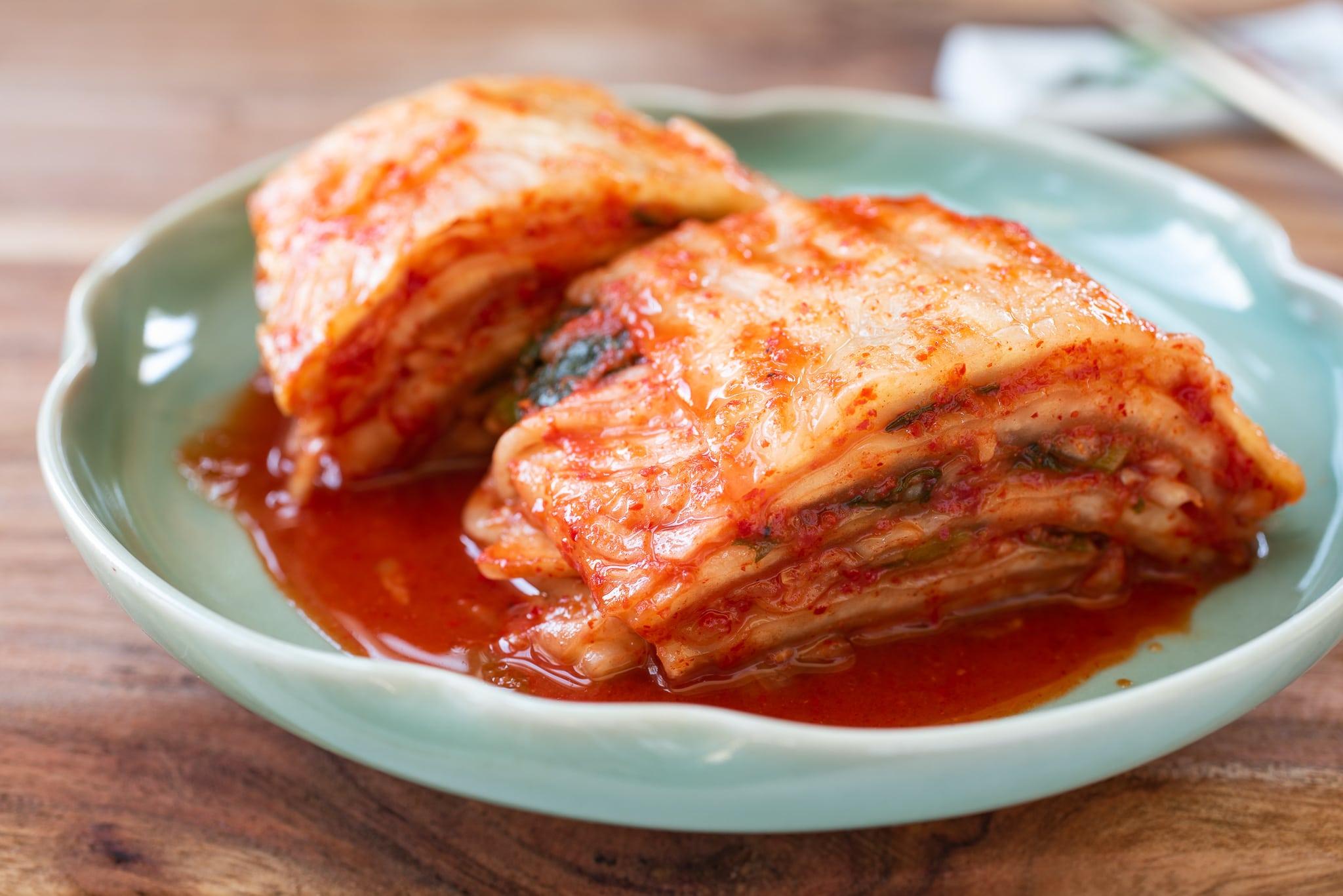 DSC6782 4 1 - Traditional Kimchi (Napa Cabbage Kimchi)