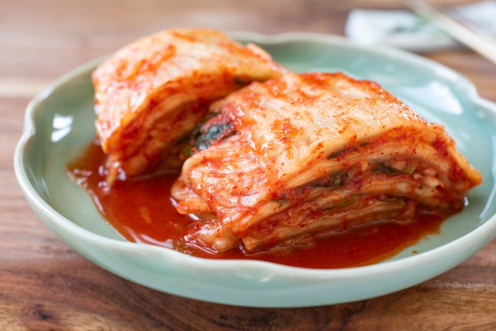 Image result for cabbage kimchi