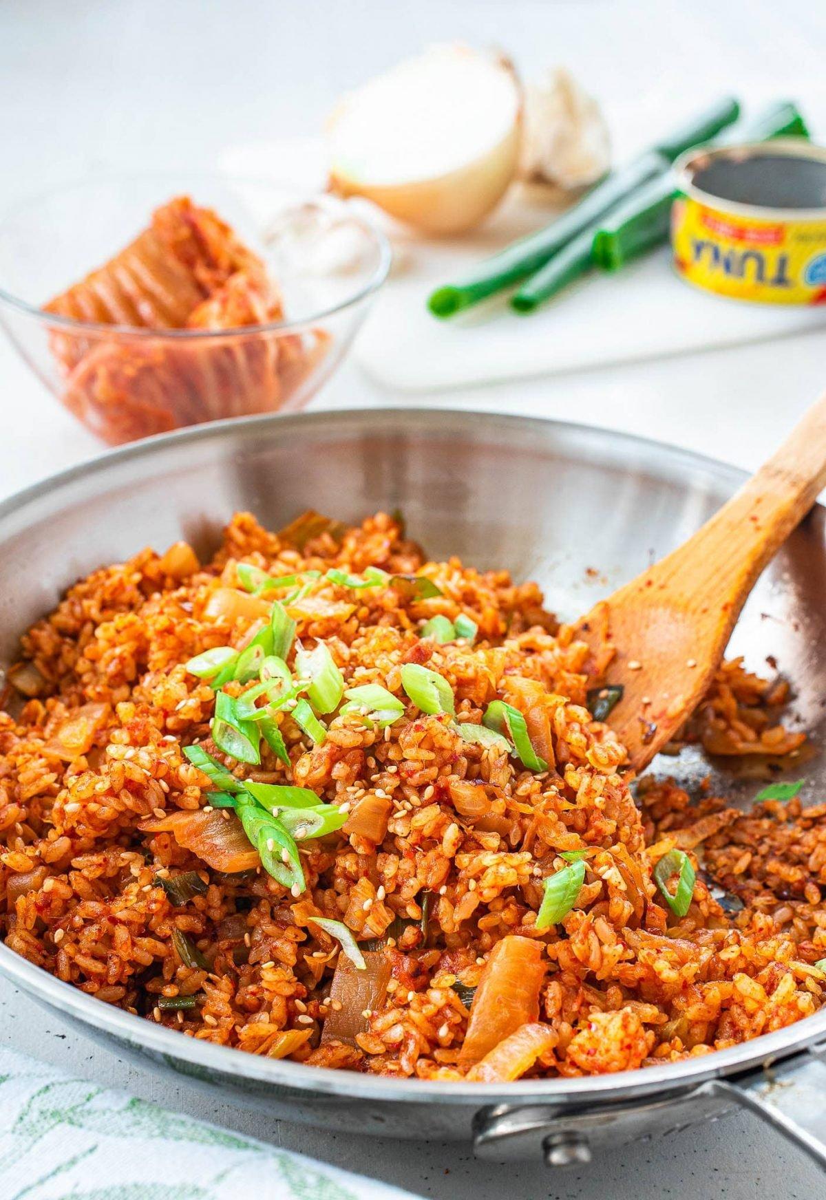 DSC6052 4 1 e1616386098951 - Kimchi Fried Rice (Kimchi Bokkeum Bap)