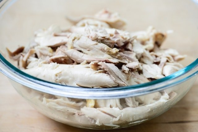 DSC2670 2 640x427 - Dak Gomtang (Korean Chicken Soup)