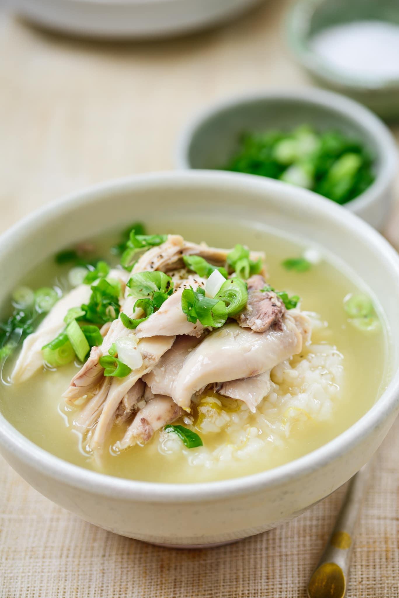 DSC2686 - Dak Gomtang (Korean Chicken Soup)