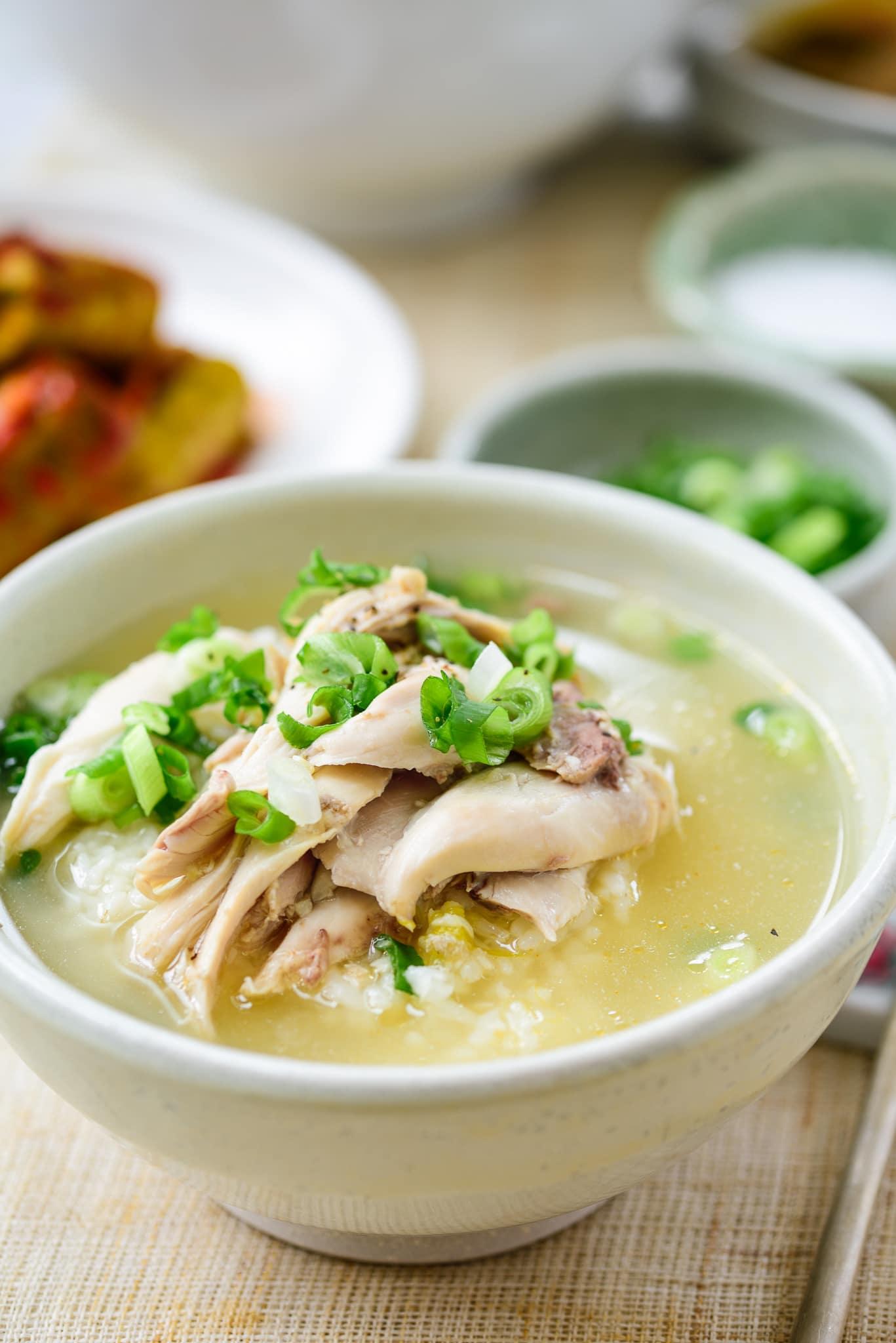 DSC2693 - Dak Gomtang (Korean Chicken Soup)
