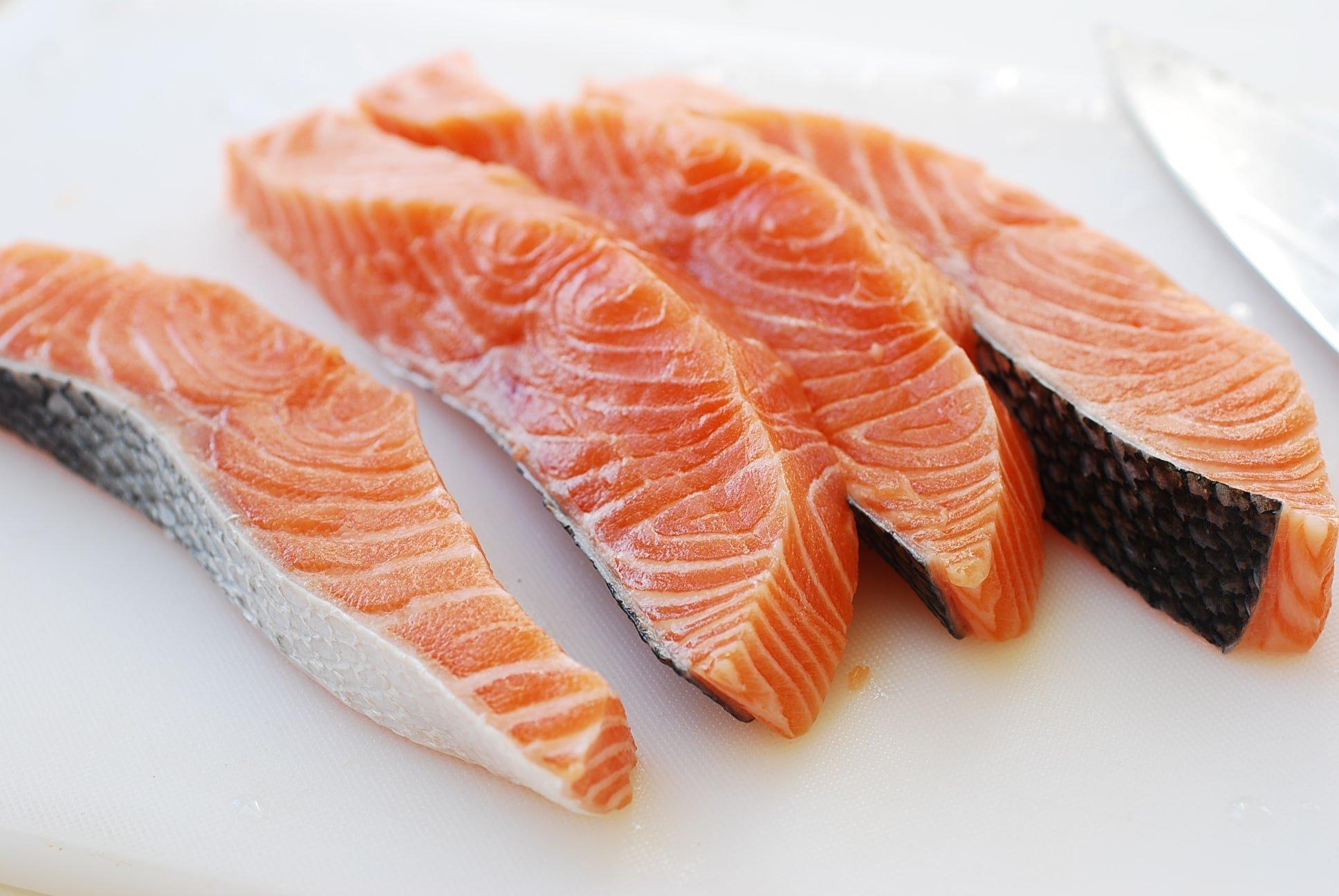 DSC 0735 - Salmon Bulgogi