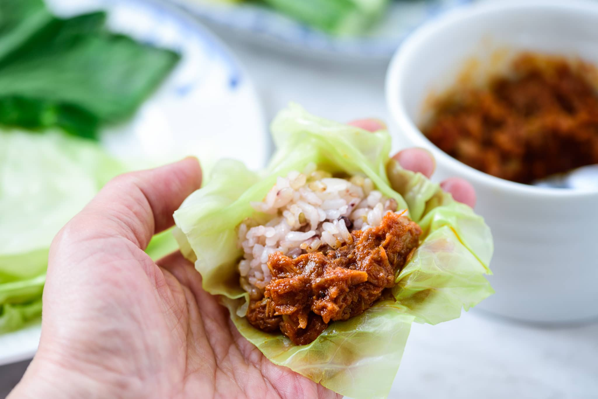 DSC1942 - Ssamjang (Sauce for Korean Lettuce Wraps)