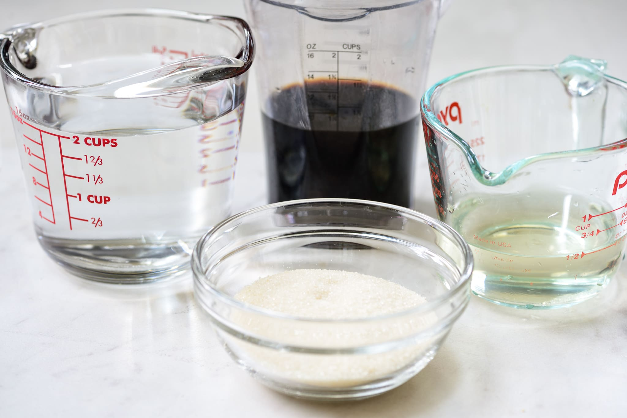 Soy sauce brine for pickling