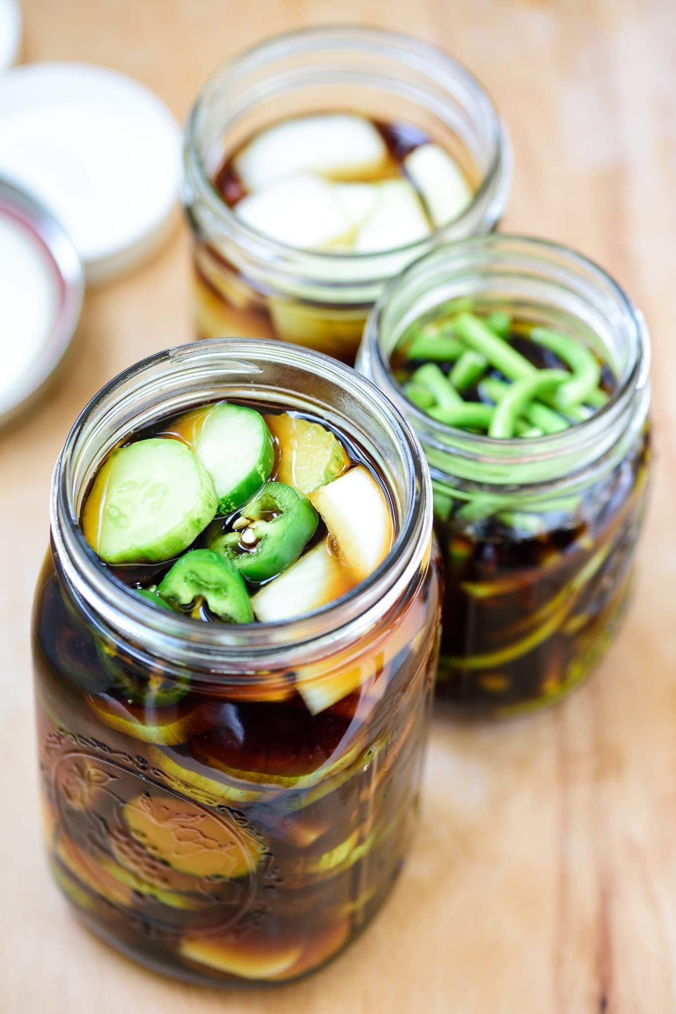 Korean pickle recipe
