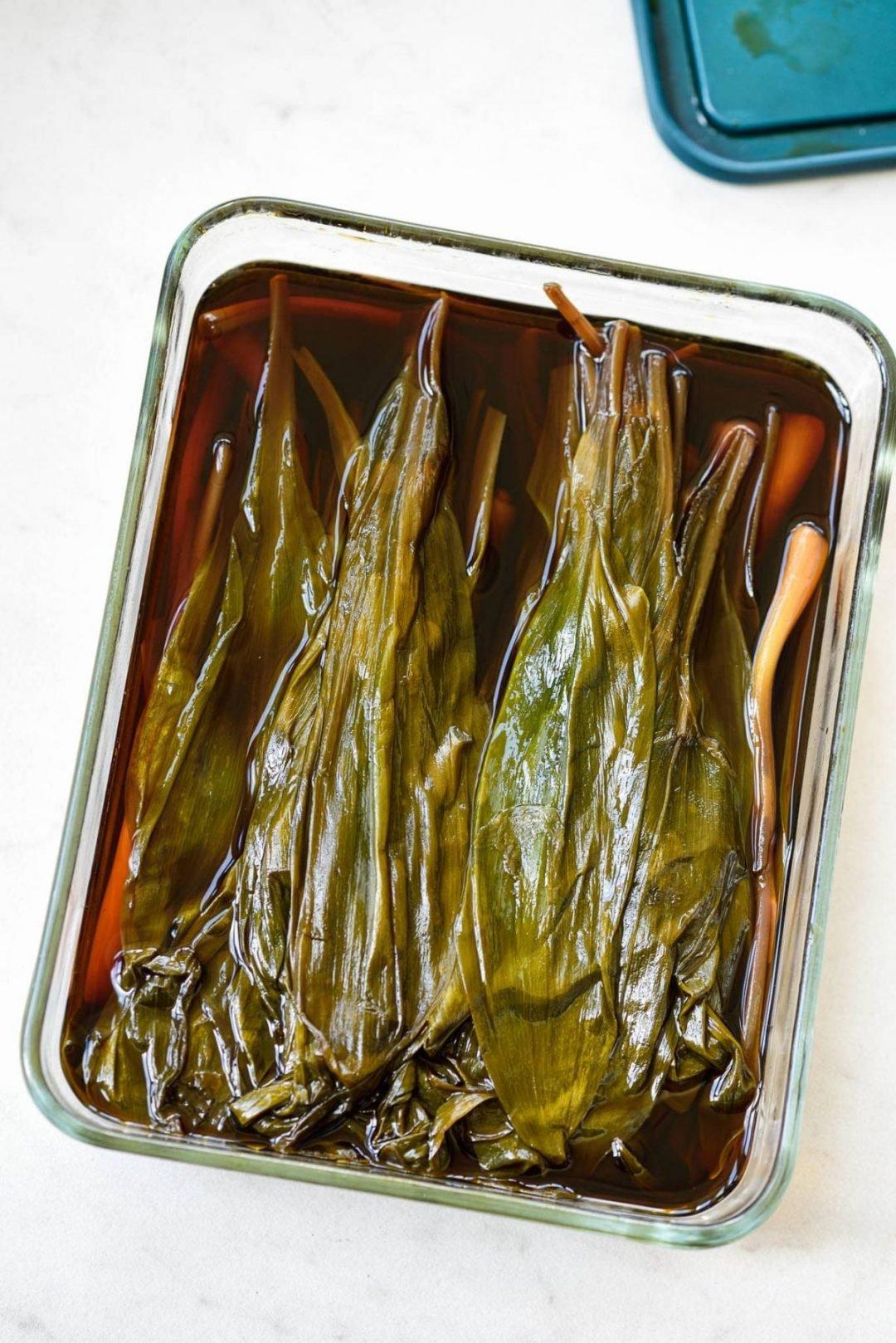 DSC2256 e1618709498499 - Jangajji (Vegetable Pickles)