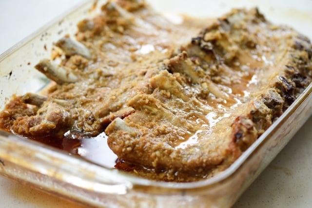 DSC2890 2 640x427 - Korean BBQ Pork Ribs