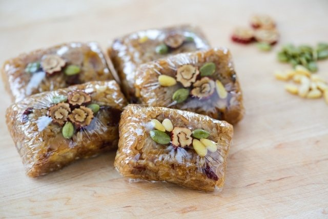 DSC8667 1 640x427 - Yaksik (Sweet Rice with Dried Fruits and Nuts)