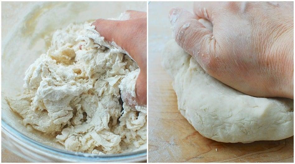 dumpling wrappers - Shrimp Dumplings (Saeu Mandu)