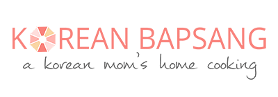 Korean Bapsang logo