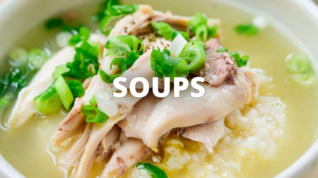 Soups category banner