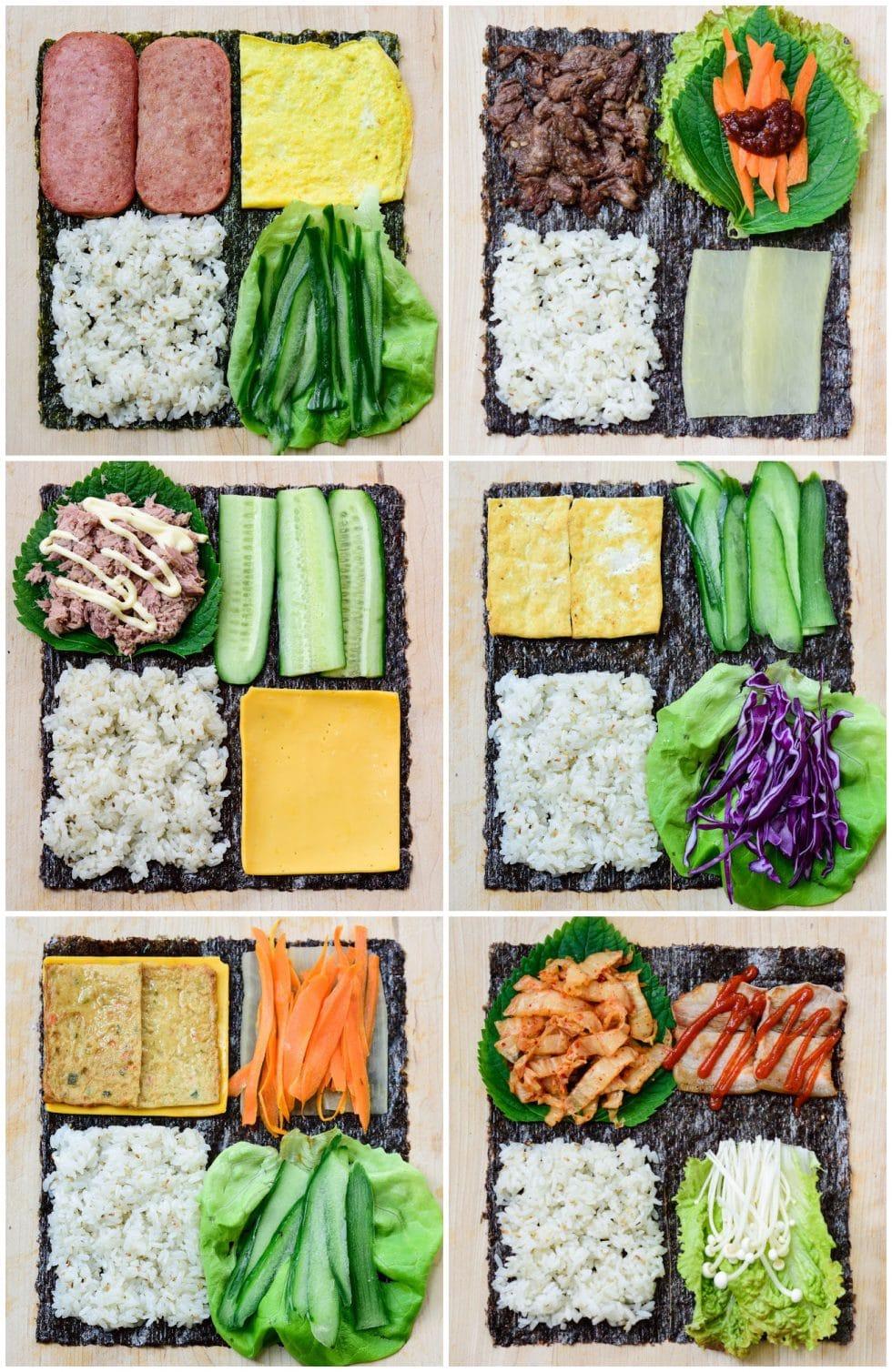 Folded kimbap e1613282772709 - Folded Kimbap (or Gimbap)