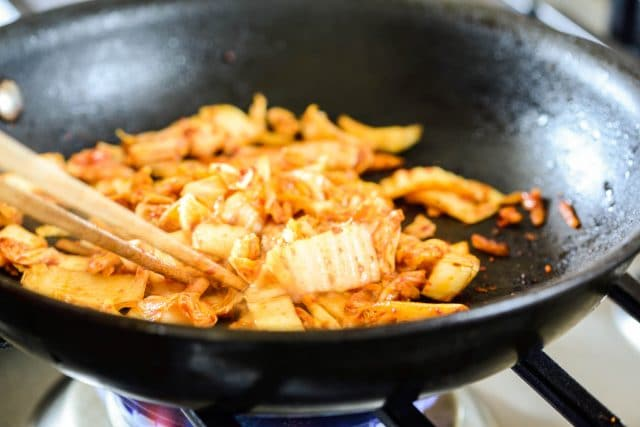 DSC9088 640x427 - Kimchi Bulgogi Cheesesteak