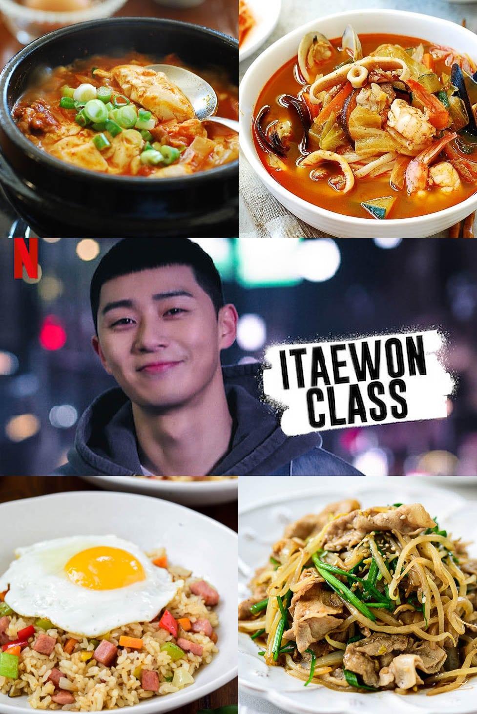 Blank 977 x 1463 9 - Korean Drama Food - Itaewon Class