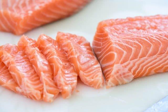 DSC1852 640x427 - Yeoneojang (Soy Marinated Raw Salmon)